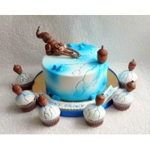 Торт Ледниковый период (3475)