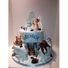 Торт Ледниковый период (3481)