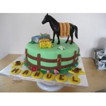 Торт Лошади (3486)