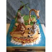 Торт Мадагаскар (3503)