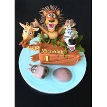 Торт Мадагаскар (3504)