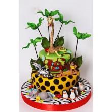 Торт Мадагаскар (3505)