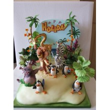 Торт Мадагаскар (3506)