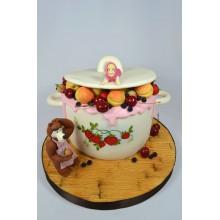 Торт Маша и медведь (3525)