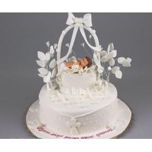 Торт на крестины (3534)