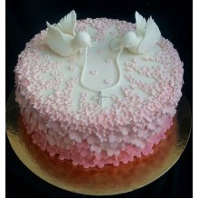 Торт на крестины (3538)