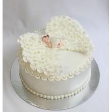 Торт на крестины (3539)
