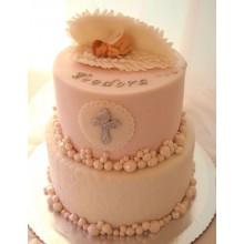 Торт на крестины (3541)