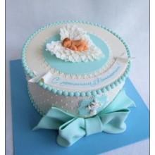 Торт на крестины (3542)
