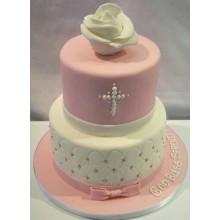 Торт на крестины (3544)