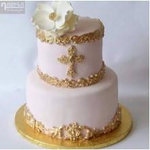 Торт на крестины (3545)