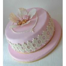 Торт на крестины (3549)