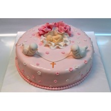 Торт на крестины (3550)