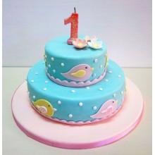 Торт на 1 годик (3562)