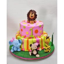 Торт на 1 годик (3563)