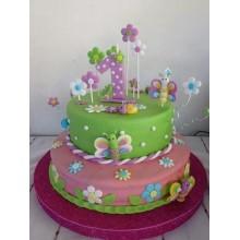 Торт на 1 годик (3564)