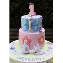 Торт на 1 годик (3566)