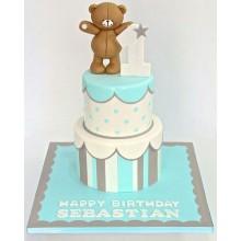 Торт на 1 годик (3569)