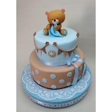 Торт на 1 годик (3571)