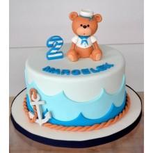 Торт на 1 годик (3572)
