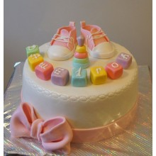 Торт на 1 годик (3574)