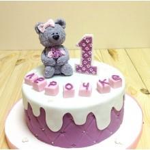 Торт на 1 годик (3577)