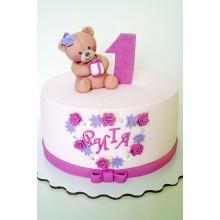 Торт на 1 годик (3578)