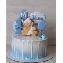 Торт на 1 годик (3580)
