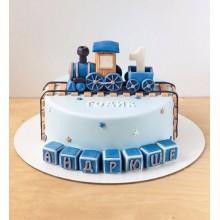 Торт на 1 годик (3582)