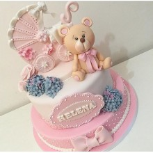 Торт на 1 годик (3583)