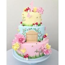 Торт на 1 годик (3584)