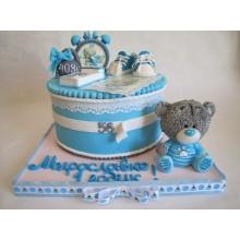 Торт на 1 годик (3586)