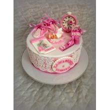 Торт на 1 годик (3587)