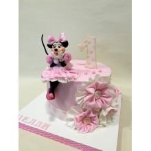 Торт на 1 годик (3588)