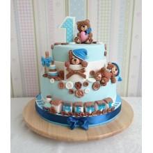 Торт на 1 годик (3590)