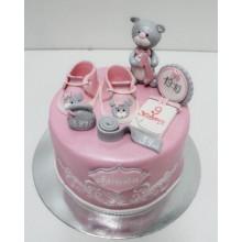 Торт на 1 годик (3591)