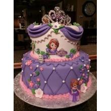 Торт принцесса София (3611)