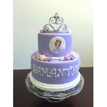Торт принцесса София (3613)