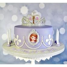 Торт принцесса София (3615)