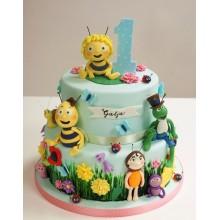 Торт пчелка Майа (3628)