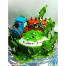 Торт Ромашково (3655)
