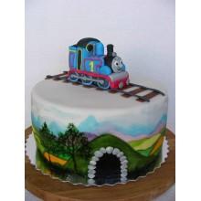 Торт Ромашково (3656)