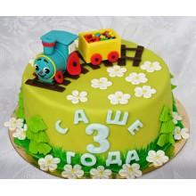 Торт Ромашково (3658)