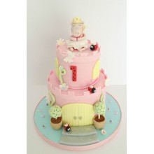 Торт свинка Пеппа (3689)