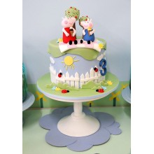 Торт свинка Пеппа (3695)