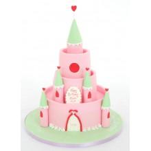 Торт сказочные замки (3696)