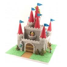 Торт сказочные замки (3697)