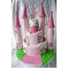 Торт сказочные замки (3699)