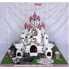 Торт сказочные замки (3700)