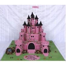 Торт сказочные замки (3701)